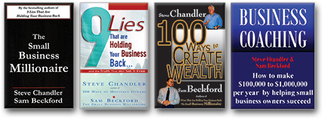 Sam Beckford has co-authored 4 business books